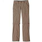 Prana Monarch Convertivle Pants - Womens $54.95 Fs @ Usoutdoor