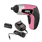 SKIL 2354-06 Compact 4V Max Lithium-Ion Driver with 5-Piece Bit Set $19.97 w/ coupon Fs Prime Amazon