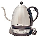 Bonavita 1-Liter Variable Temperature Digital Electric Gooseneck Kettle - New customers only - Jet.com $57.01 FS AC