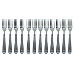 Guy Degrenne Stainless Steel Flatware (12-Piece) $14.99