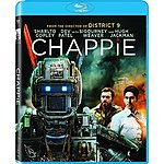Chappie Blu-ray + Digital copy for $12 w/free 2-day shipping for Prime members @Amazon