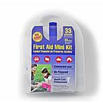 Ready America All-Purpose First Aid Mini Kit, 33 pc -$3.97 @walmart.com
