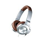 Onkyo ES-CTI300(SS) On-Ear Headphones with Control Talk for iOS Devices with Hi-Fi Cable - Silver $59.99 + s/h woot