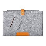 13.3 Inch MacBook Air/ Macbook Pro Retina Ultrabook Netbook Bag Envelope Case Cover Sleeve Carrying Protector Case Bag with Card Slot  $9.99AC - Amazon -