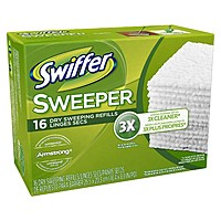 Target Deal: Swiffer Cleaning Products: 16-ct Dry Pad Refills $1.50, 12-ct Wet Mop Pad Refills