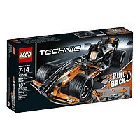 Amazon Deal: LEGO Technic Black Champion Racer Model Kit