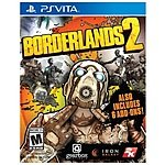 Borderlands 2 (PS Vita) $9.99 new at Best Buy