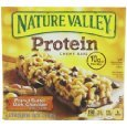 Nature Valley Chewy Protein Bars, Peanut Butter Dark Chocolate, 5 - 1.42 Ounce Bars (Pack of 4)- $7.47 free shipping