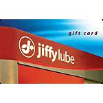 $75 in Jiffy Lube Gift Cards for $60 @ Ebay - FS (20% Off Lube)