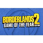Borderlands 2 GOTY edition for Steam, $10