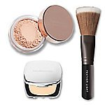 BareMinerals: Beauty Trio (Assorted) + FS + Free Sample + Free Makeup Bag - $10 or Less