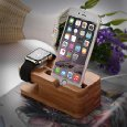 Iselector Apple Watch and iPhone Charging Stand $11.49 @ Amazon