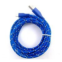 iTechDeals Deal: 10ft. Apple MFi-Certified Lightning Bungee Cable (various colors)
