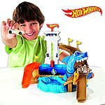 Hot Wheels Color Shifters Sharkport Showdown Trackset $10.19 @ Amazon