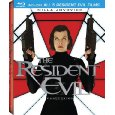 Resident Evil Blu-ray Collection and Underworld Blu-ray Collection, both $30 each on Amazon