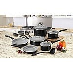 Cuisinart 14-Piece Pro Classic Ceramic-Coated Aluminum Cookware Set-$94.97-Free shipping