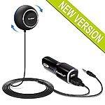 Keedox Bluetooth 4.0 Car Stereo Adapter, $13.99 @ Amazon
