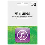 $50 iTunes GC for $40 @ Fry's (in-store with daily coupon code)