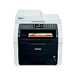 Brother MFC9130CW Multifunction Color Laser Printer for $250 with FS at Amazon