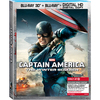 Target Deal: Captain America: The Winter Soldier (3D Blu-ray + Blu-ray + Digital HD) In AD 9/7-9/13 combo $19.99 (Target) / vudu 2d/3d also available for $22.99