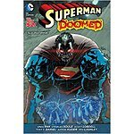Superman Doomed Comic Book $4.99 for New 52 Kindle Graphic Novel