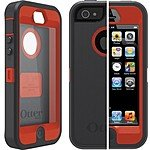 OtterBox Defender iPhone 5/5s Case $6.99 + Free Shipping