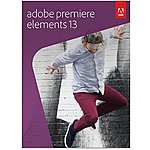 Adobe Premiere Elements 13 - $59.99 on Amazon.com (digital download or physical copy)