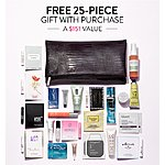 NORDSTROM Free 25 Piece Gift Set worth $151 with $125 purchase + Free Shipping