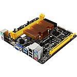 AMD A4-5000 Quad-Core APU + BIOSTAR A68N-5000 Mini ITX Motherboard Combo $50 @Newegg