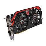 MSI N750TI-2GD5/OC G-SYNC Support GeForce GTX 750 Ti 2GB GDDR5 Video Card $90AR@Newegg