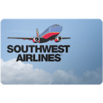 $100 Southwest Airlines Gift Card (Printable eCard) $94.48 AC @ CardCash
