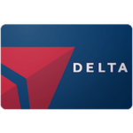 Delta Airlines Gift Cards: $100 for $89.95, $50 for $44.98 AC (Digital Delivery) @ CardCash