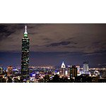 Delta Airlines $606-$646 RT: Taipei, Taiwan from Philadelphia / Dallas / Miami / Phoenix