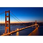 United Airlines $80 RT: Chicago to San Francisco (Oct 2 - Oct 6)