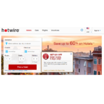 Hotwire: $20 off $200 Hot Rate Hotel