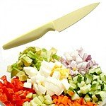 65% Off Nonstick Ceramic Coated Knife - Never Needs Sharpening! $6 + free shipping