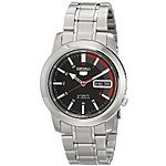 Seiko Men's SNKK31 Automatic Stainless Steel Watch $53.20 & FREE Shipping.