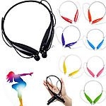 Bluetooth Wireless Headset Stereo Headphone Earphone Sport Handfree Universal US $8.95