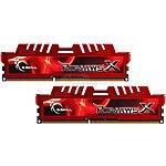 $77 +FS G.SKILL Ripjaws X Series 16GB (2 x 8GB) 240-Pin DDR3 SDRAM DDR3 2133 (PC3 17000) Desktop Memory Model F3-2133C11D-16GXL