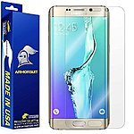 Armorsuit MilitaryShield Made in USA - Galaxy Note 5 Screen Protector and Galaxy S6 Edge+ Screen Protectors only $0.95 via Amazon.com