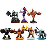 Skylanders Giants 7 Character Figure Bundle $20