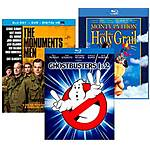 Best Buy: 3 Select Blu-rays for $20: Zero Dark Thirty, Cloudy With a Chance of Meatballs 2, Ghostbusters 1 & 2: Mastered in 4K, Predestination & Many More with free store pickup