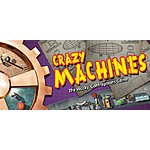 Bundle Stars $2.49 for 17 Wacky Machines Games (Steam key - PC Digital Download)