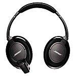 Bose Soundlink Around-Ear Bluetooth Headphones $150
