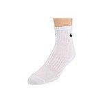 6-Pack Nike Unisex Quarter Socks (white) $10.99 Shipped