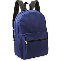 Walmart Deal: 16'' Front Pocket Basic Backpack (Various Colors)