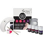 SOLO One Step Gel Manicure Kit $76 + FS