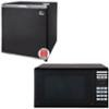 Igloo 1.6-cu ft Refrigerator + Hamilton Beach 0.7-cu ft Microwave Oven $99.97 + FS