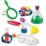 Learning Resources Primary Science Lab Set $14.39 + FSSS