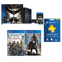 Walmart Deal: PS4 Console w/ Batman or The Last of Us + 2 Games + 3mo PS Card